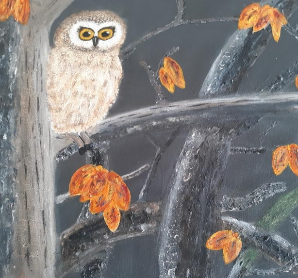 Little Hooty the Owl