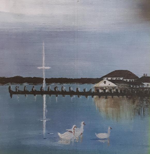 Barnegat Swans