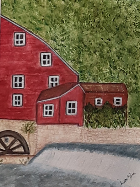 Red Mill at Clinton, NJ