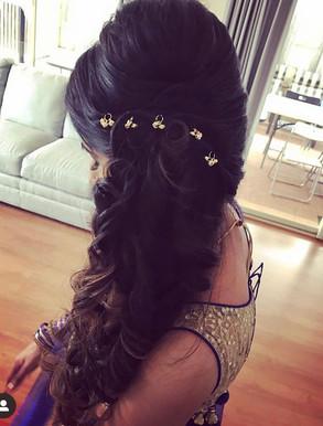 Bridal Side Style