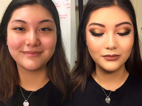 Before & After Makeup Transformations