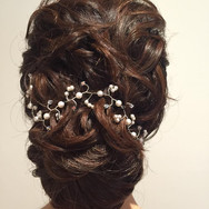 Brial Hairstyle UP-DO