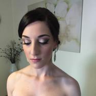 Bride's Wedding Day Makeup