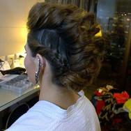 Sarah's Hair Back View