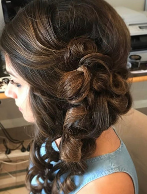 Formal Occasion Up Do