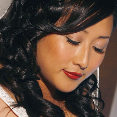 Suzanne's Bridal Makeup