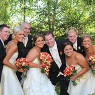 Codie's Bridal Party Makeup