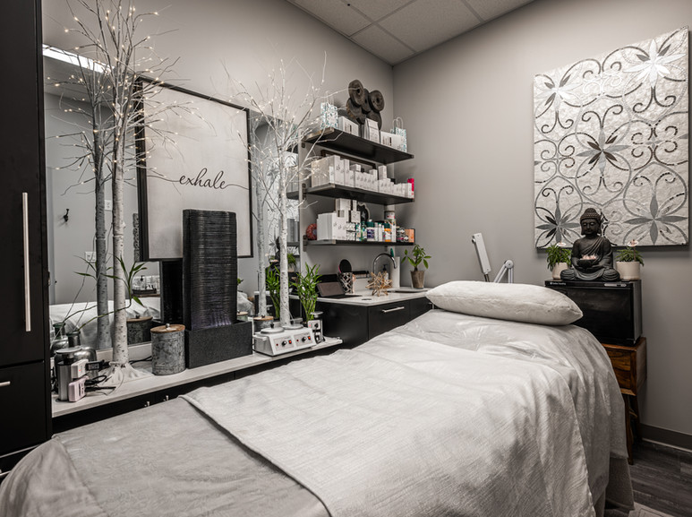 Skin care suite