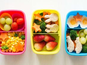 Build A Healthy Lunchbox!