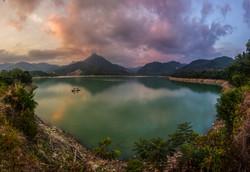 Dapu Lake Pano