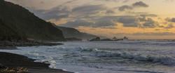 West Coast Beach Sunset