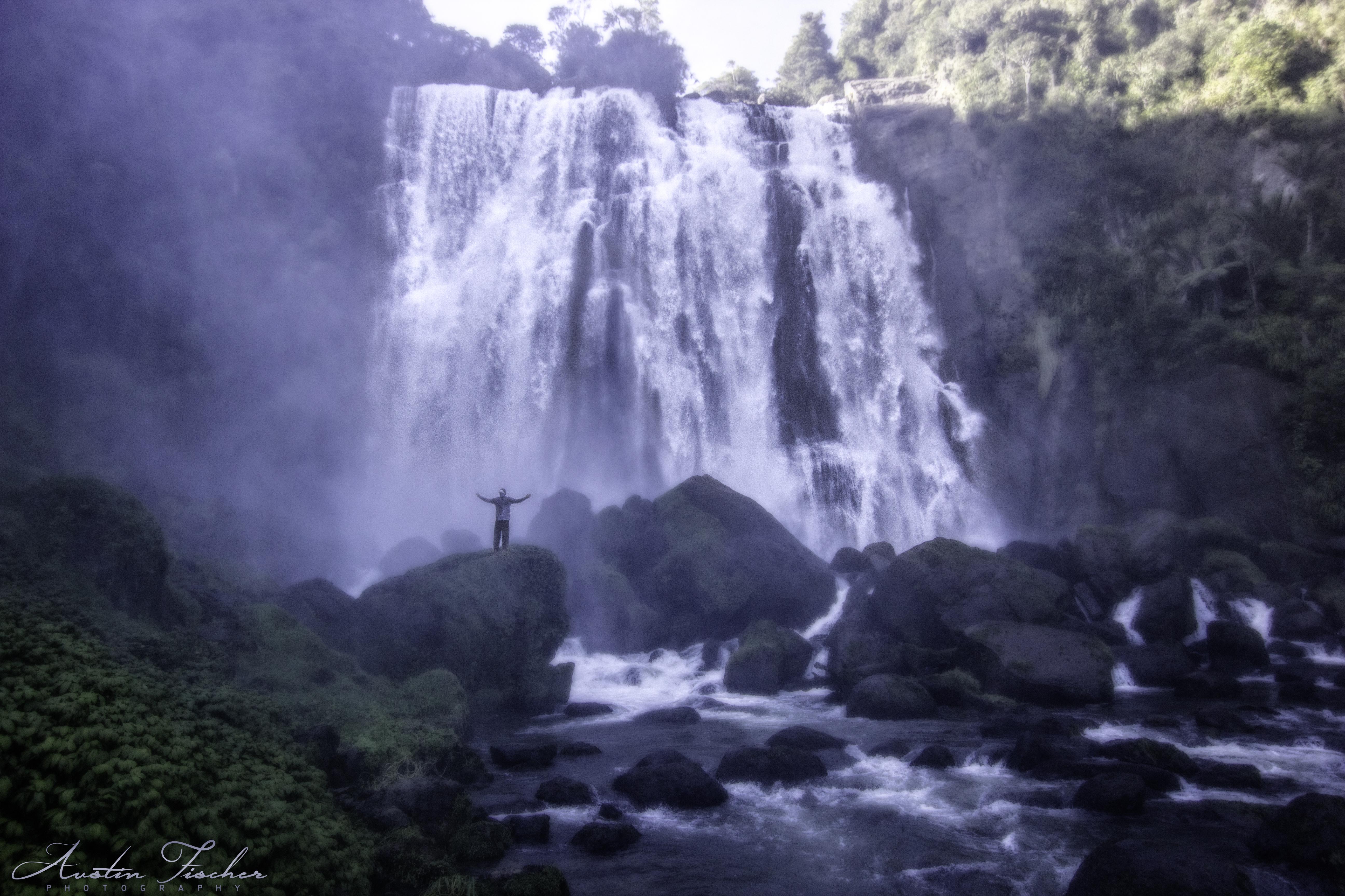 Austin Marokopa Falls