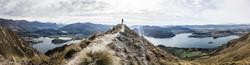 Eric Roys Peak Pano