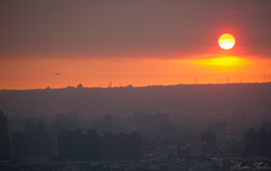 Taichung Sunset Helicopter