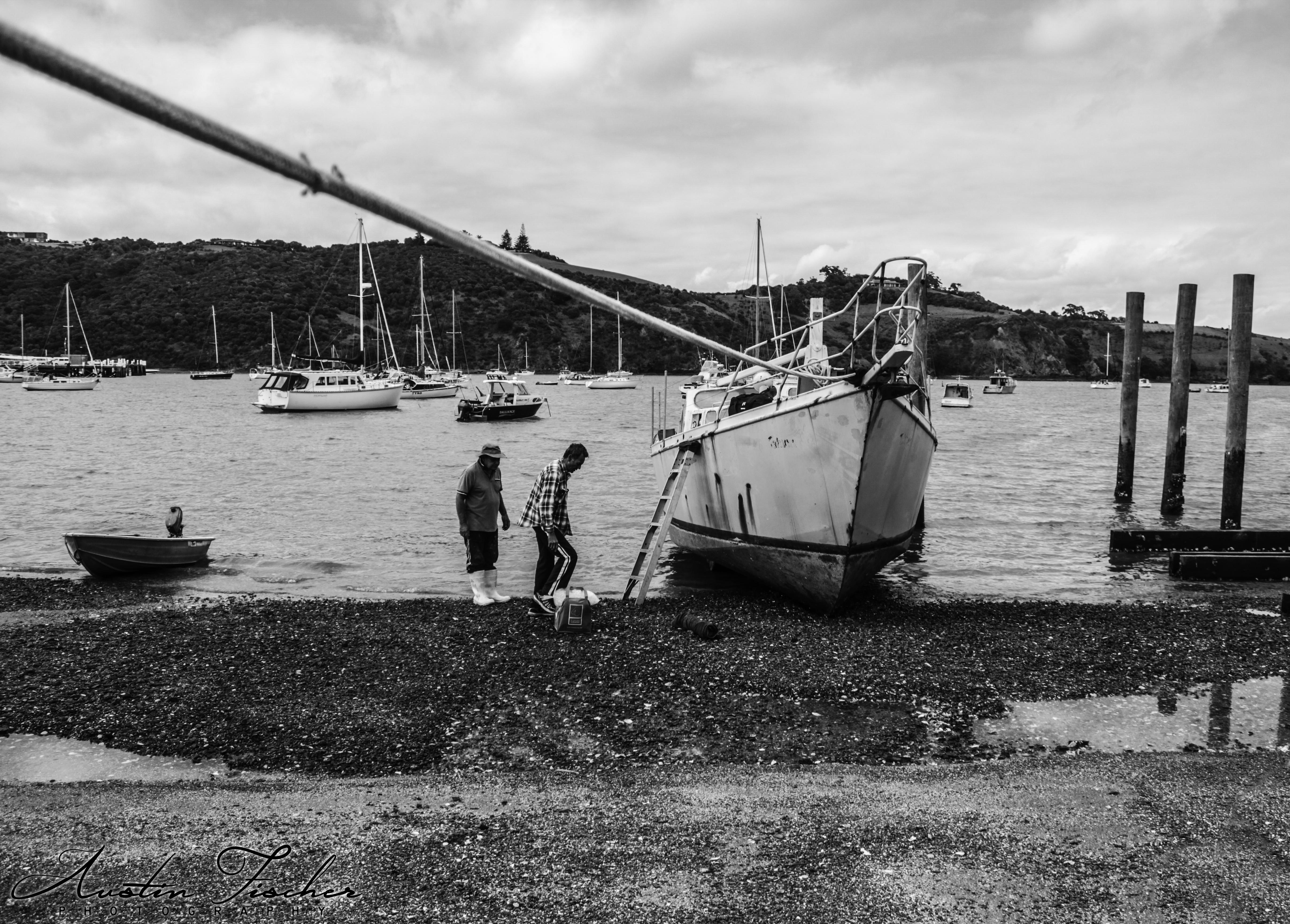 Waiheke Boat
