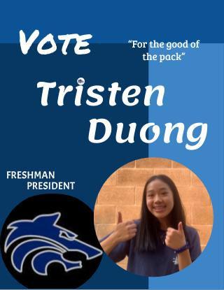 Tristen Duong - campaign poster 2 - Tris