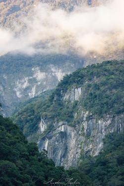 Taroko Cliffs Sunset