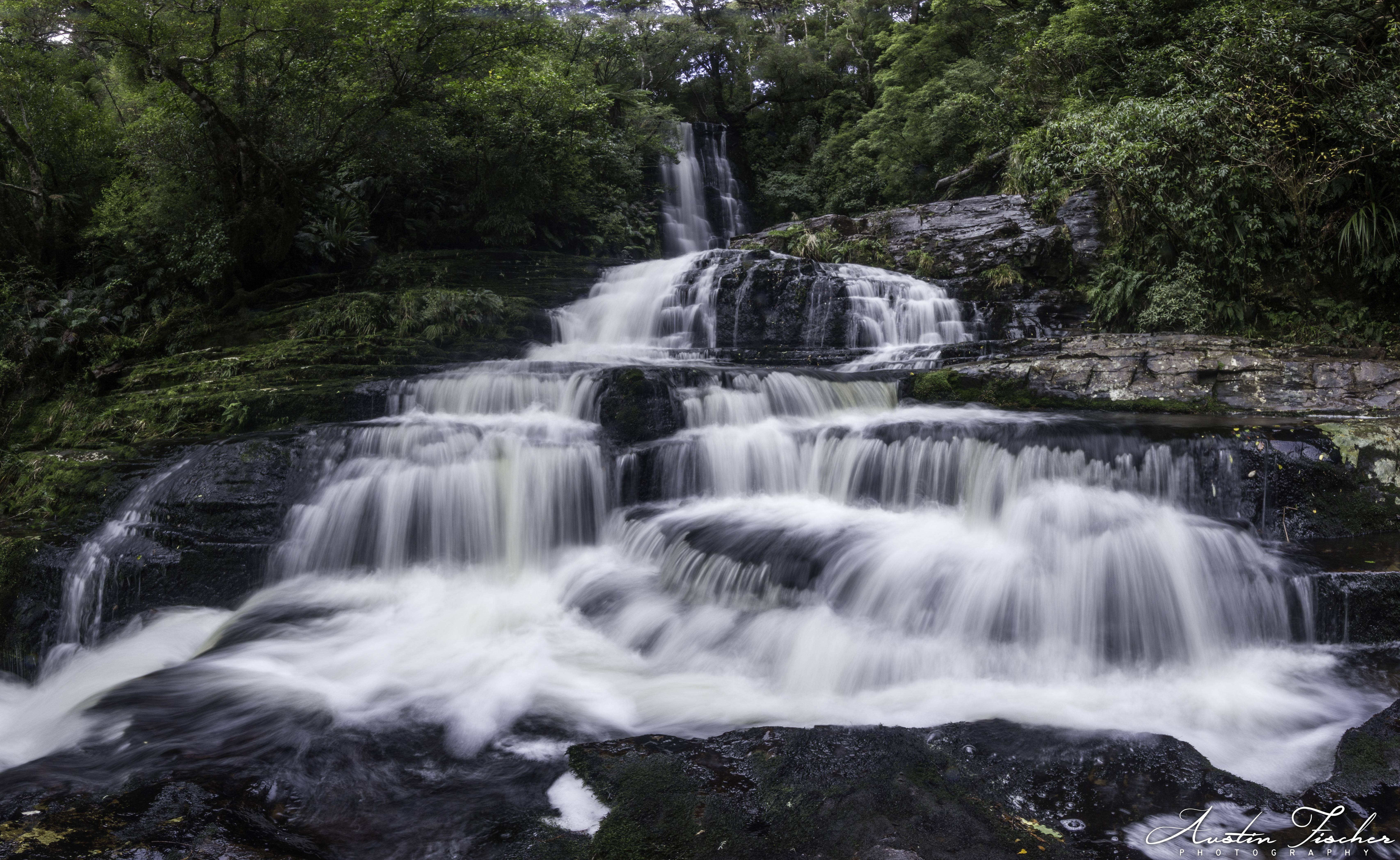 McLean Falls Pano