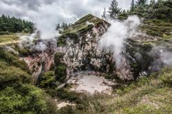 Thermal Crater