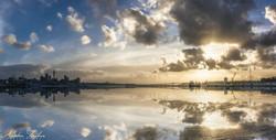 Auckland Sunset Ferry