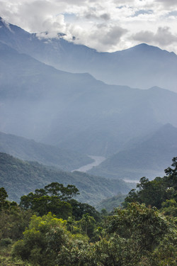 Taiwan Mountain River