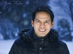 Allen Snow Portrait 3