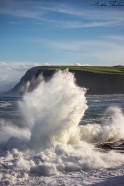 Curio Point Wave