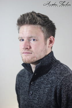 Mike Sweater Portrait 2