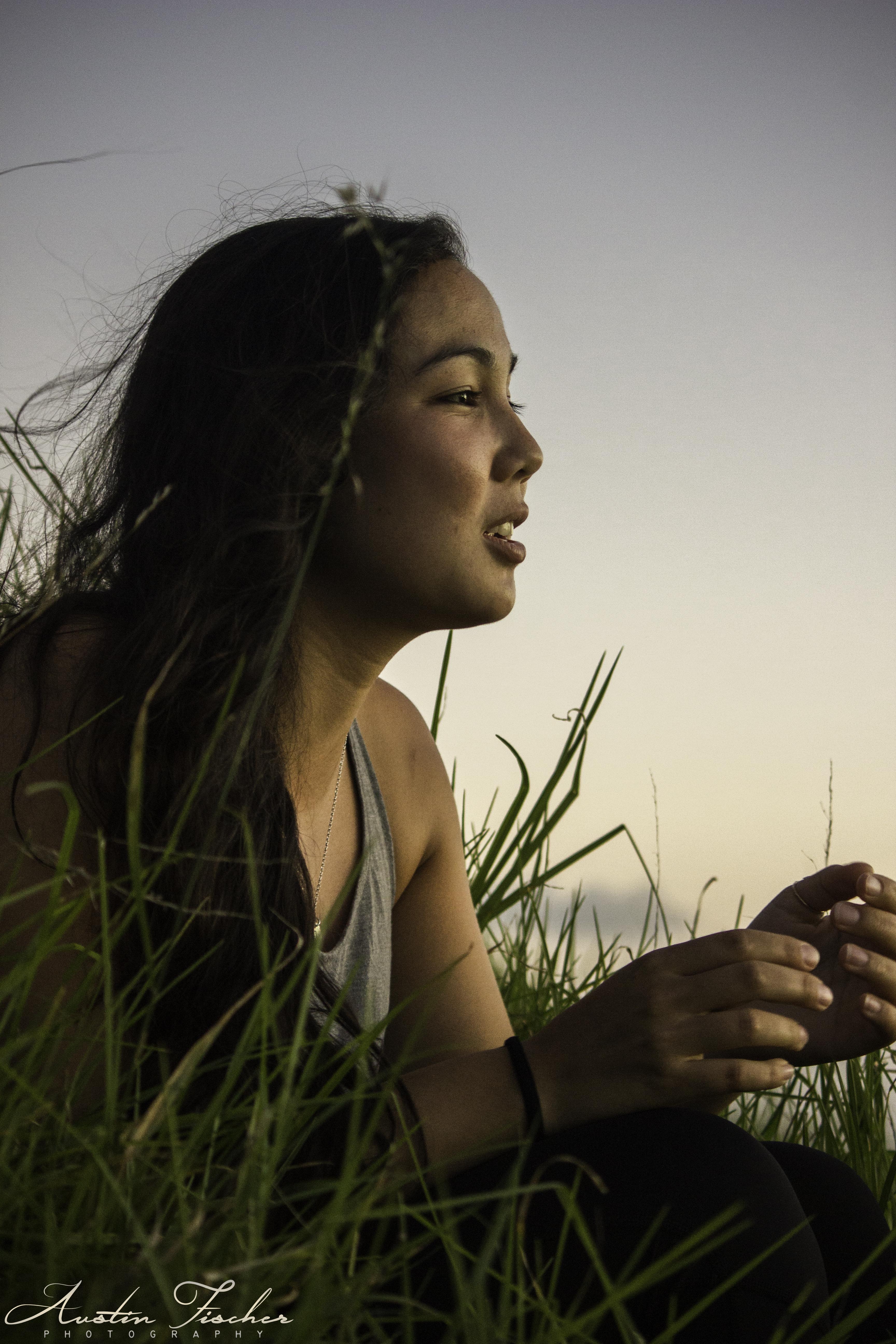 Mele Sunset Portrait