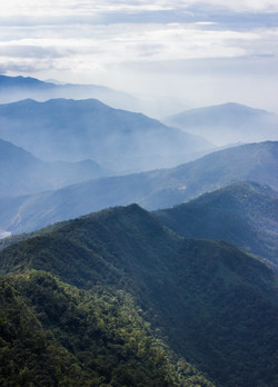 Pingtung Mountains