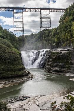 Letchworth Upper Falls
