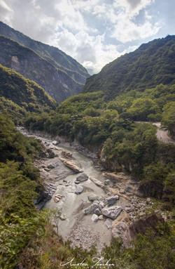Taroko Gorge HDR