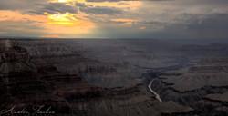 GC River Sunset