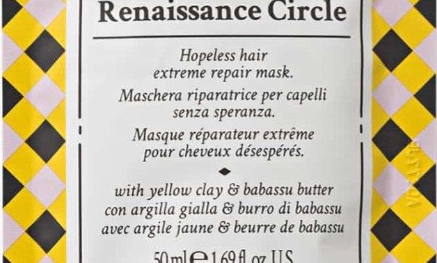 The Renaissance Circle Hair Mask