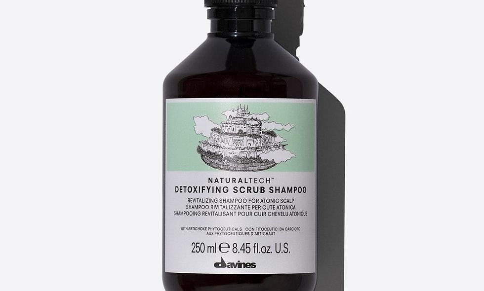 Detoxifying Scrub Shampoo