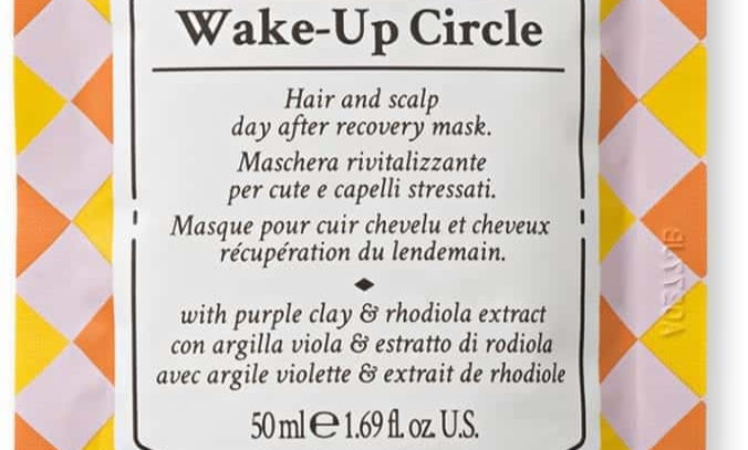 The Wake Up Circle Hair Mask