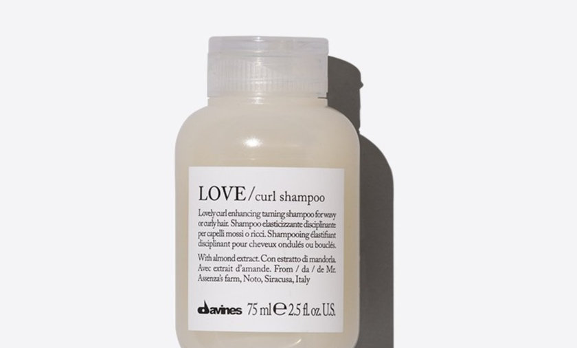 Love Curl Shampoo Travel Size