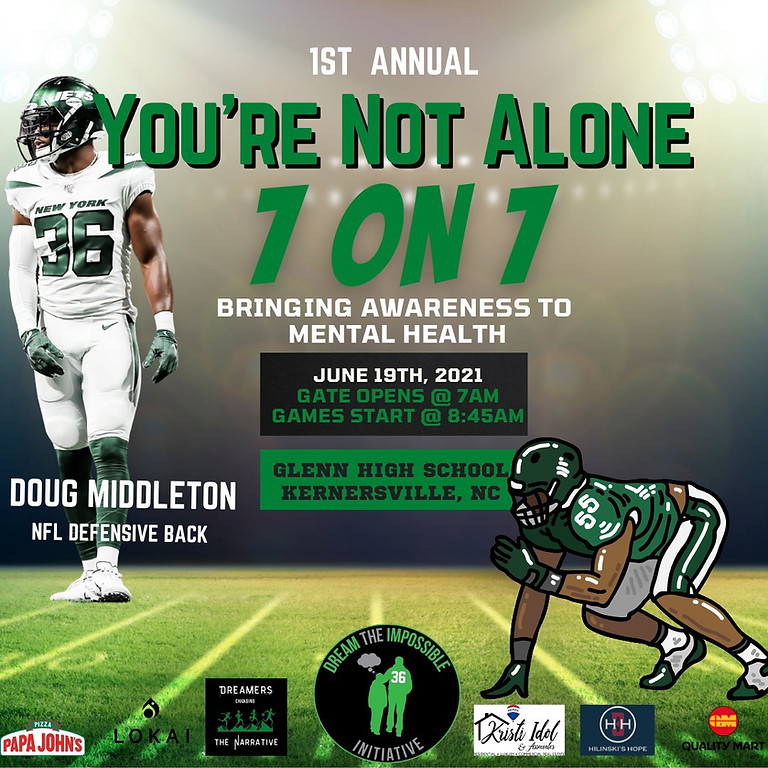 You're Not Alone 7 on 7