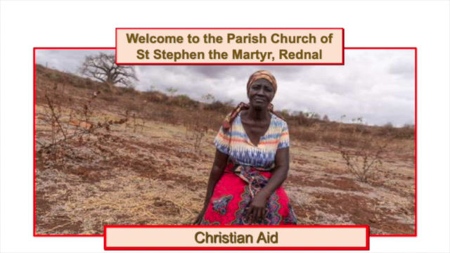 Online Video Service Christian Aid 09/05/21