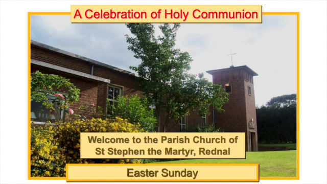 Easter Sunday Video Service