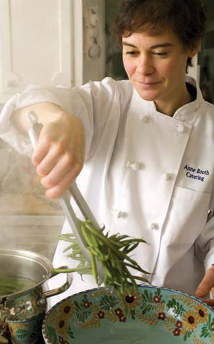 Chef Anne Booth
