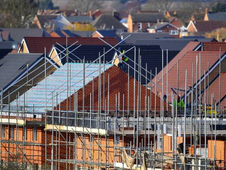 The UK Housebuilding Sector