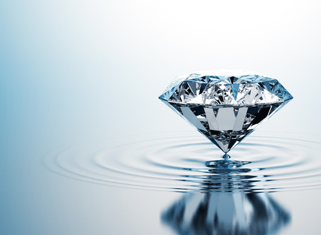 Diamonds – Cut, Clarity, Colour and Carat, or are they really just about Love?