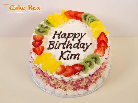 Cake Box - a creamy prospect?