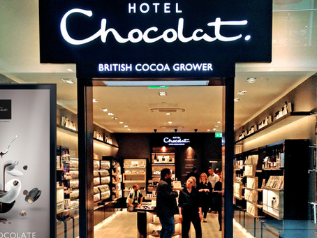 Hotel Chocolat - growth to be whipped up?