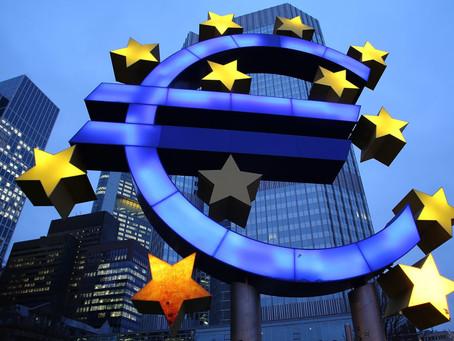 EU Now Dropping Into Recession?