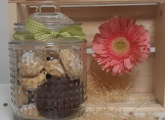 צנצנת עוגיות