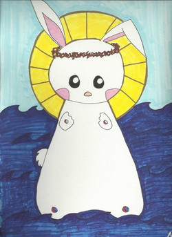 Christ Bunny