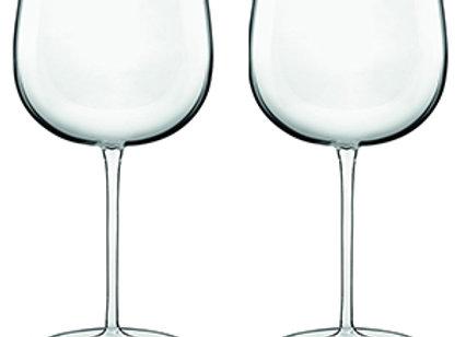 זוג כוסות יין