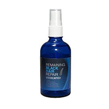 [Medicated] REMAINING Black Hair Repair